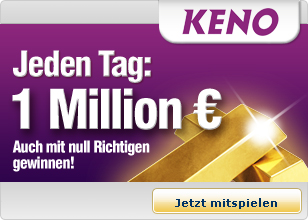 lottobay - Keno online spielen