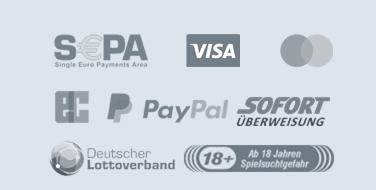 lottobay - Mitgliedschaft im Deutschen Lottoverband, Zahlungsarten, Altersverifikation