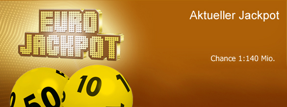 lottobay - EuroJackpot. Die europaweite Lotterie mit Rekord-Jackpot! Ziehung am Freitag, 21:00 Uhr!