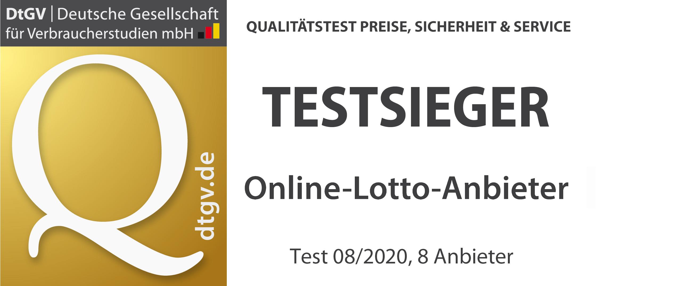 lottobay - Lottobay.de ist Testsieger