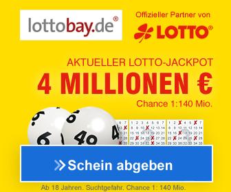 Bild mit Link zu Online Lotto spielen